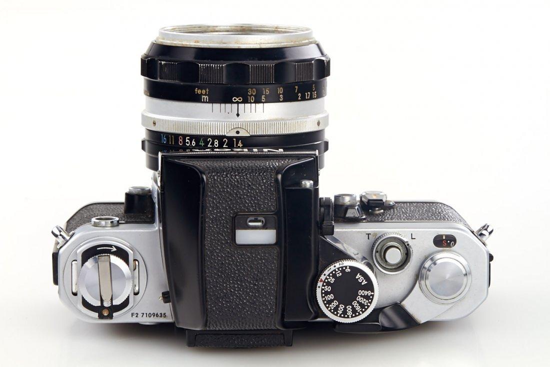 Nikon F2 Display Model *, 1971, no. 7109635 - 5