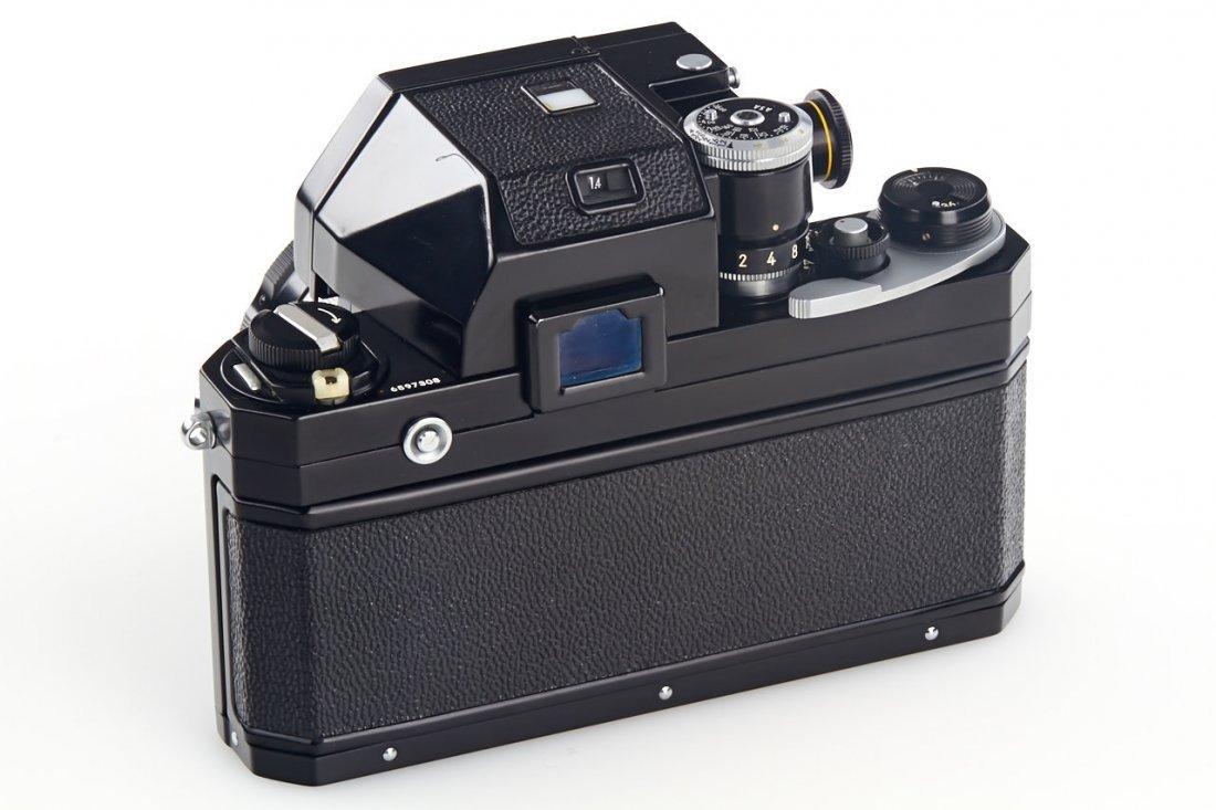 Nikon F black (various), 1965-70 - 4
