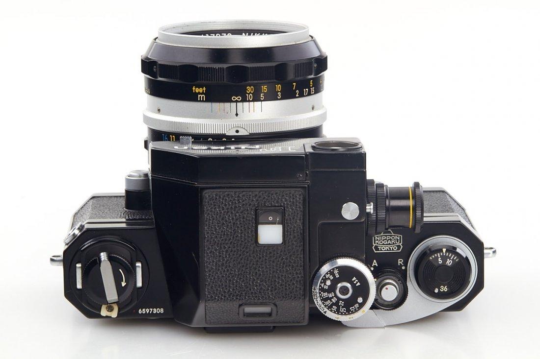 Nikon F black (various), 1965-70 - 5