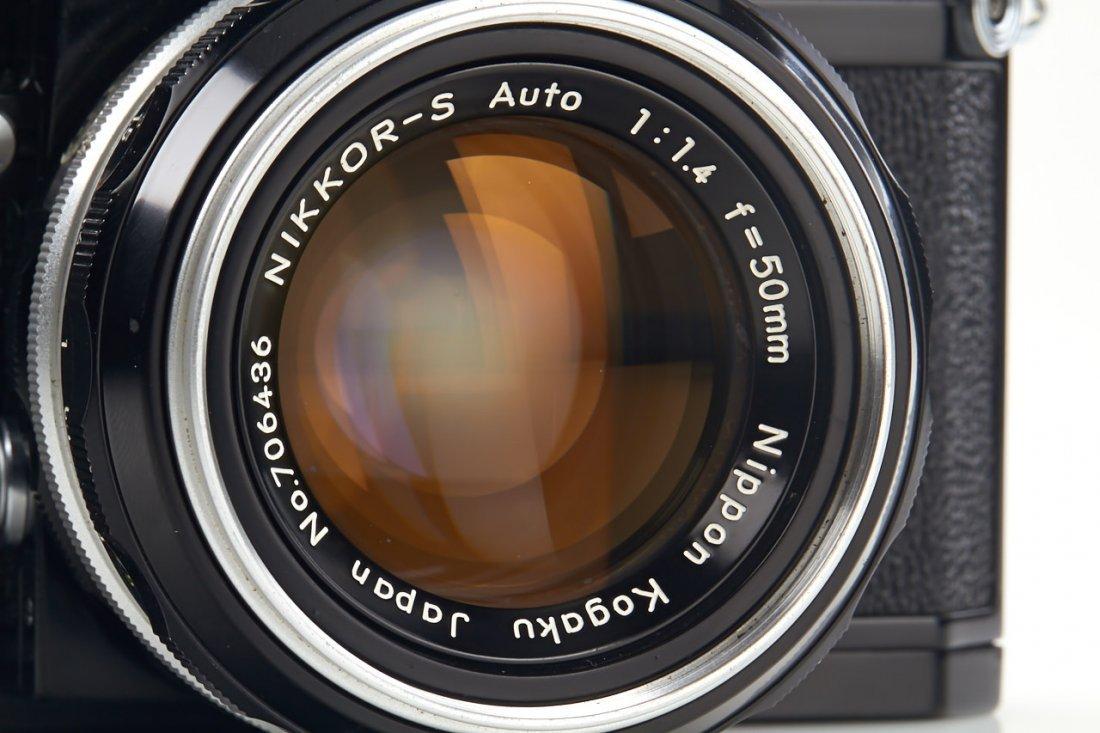 Nikon F black (various), 1965-70 - 7