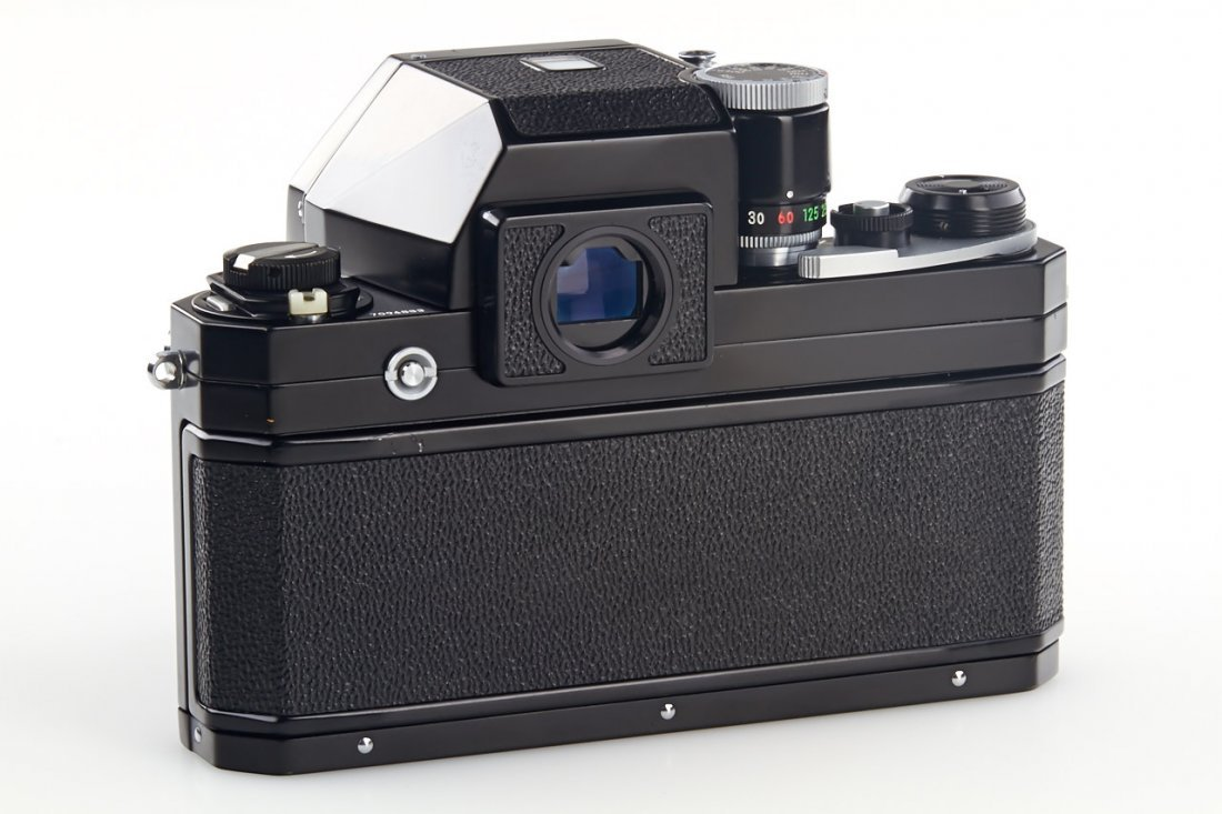 Nikon F black (various), 1965-70 - 8