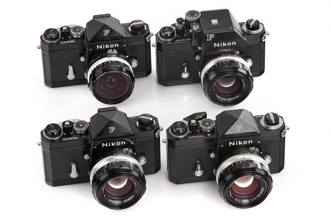 Nikon F black (various)