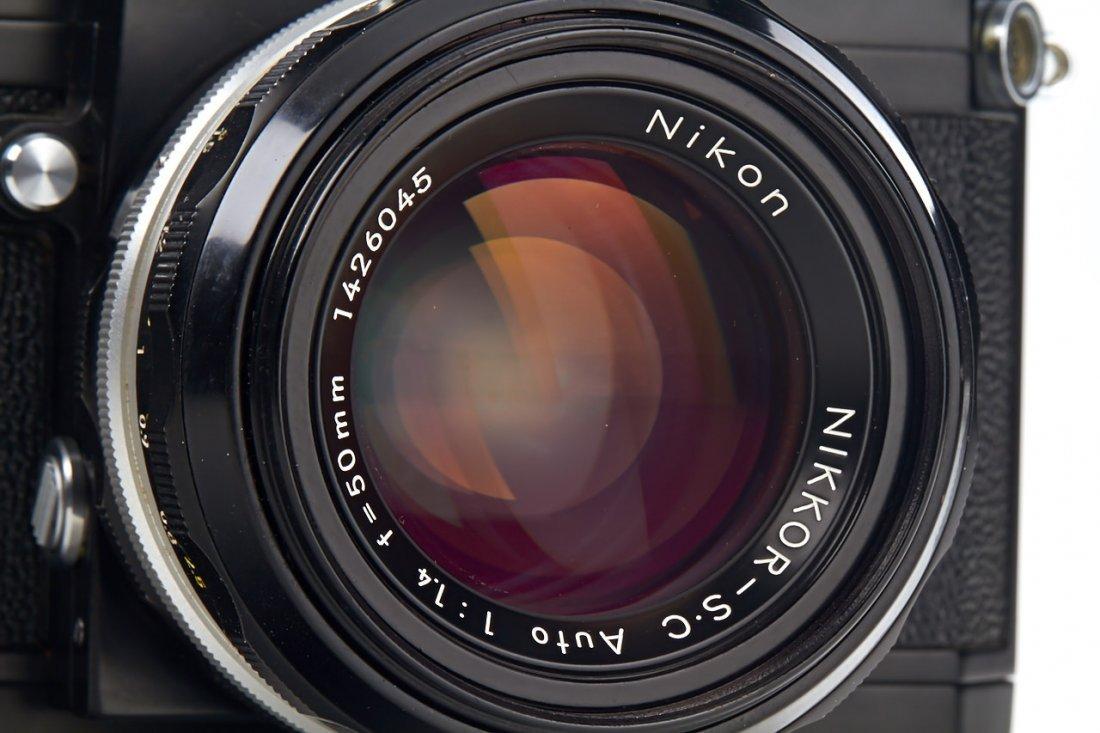 Nikon F black (various) - 3