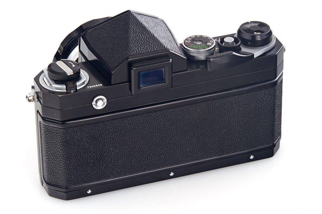 Nikon F black (various) - 4