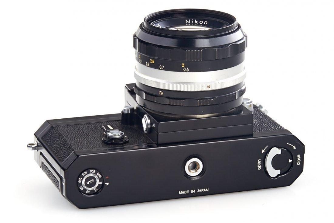 Nikon F black (various) - 6