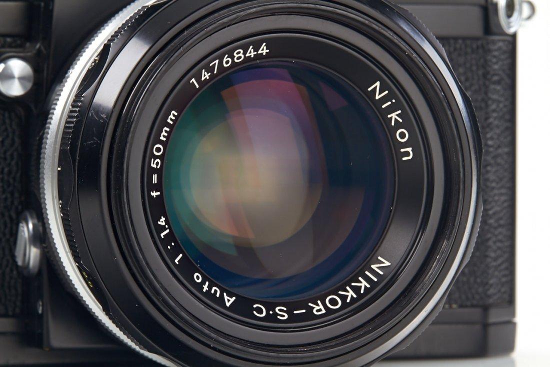 Nikon F black (various) - 7