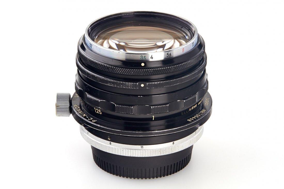 Nikon PC-Nikkor 3.5/35mm, 1965, no. 105468 - 2