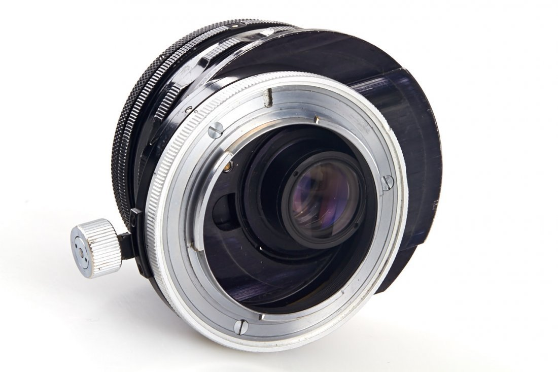 Nikon PC-Nikkor 3.5/35mm, 1965, no. 105468 - 4