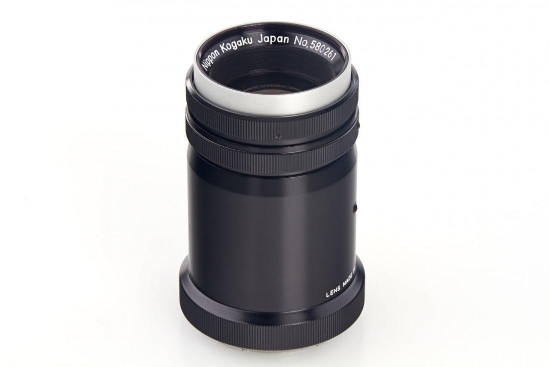 Nikon 4/135mm Nikkor-Q (Type 4 P), 1968, no. 580261 - 2
