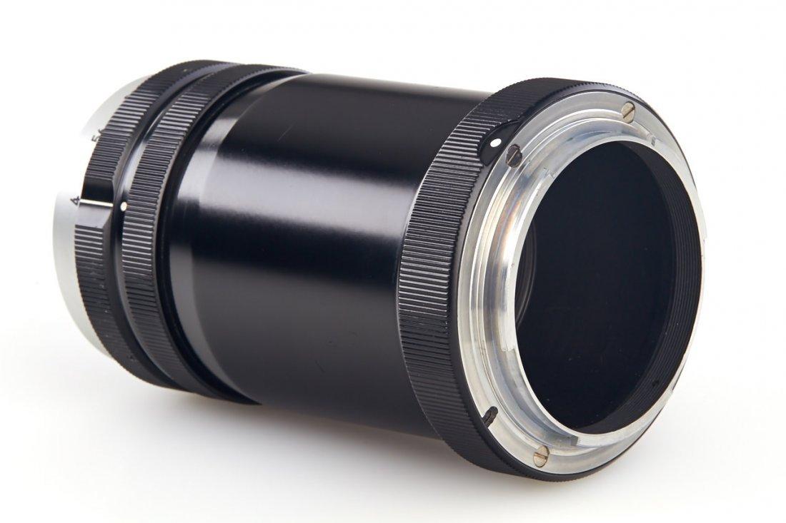 Nikon 4/135mm Nikkor-Q (Type 4 P), 1968, no. 580261 - 4