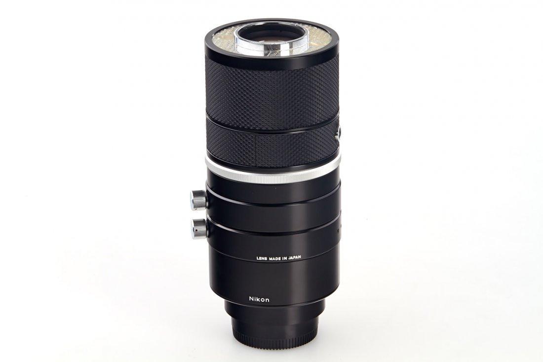 Nikon 5.6/200mm  Medical-Nikkor Auto, 1972, no. 120399 - 3