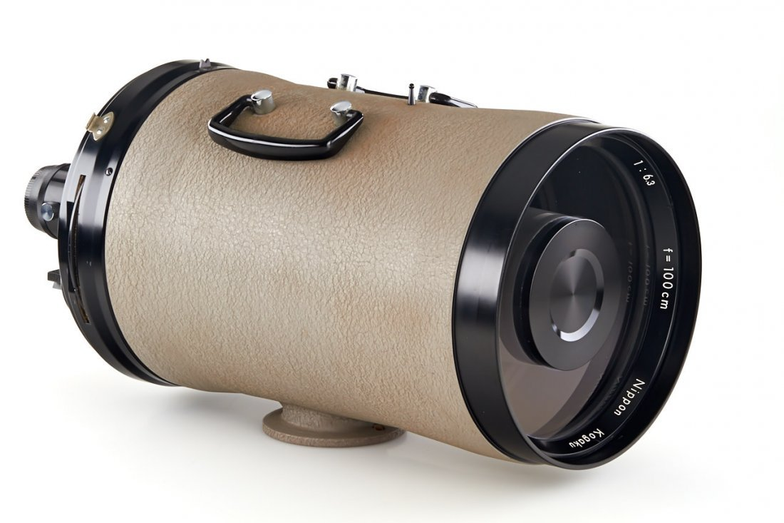 Nikon  6.3/100cm Reflex-Nikkor grey *, c.1959, no. - 2