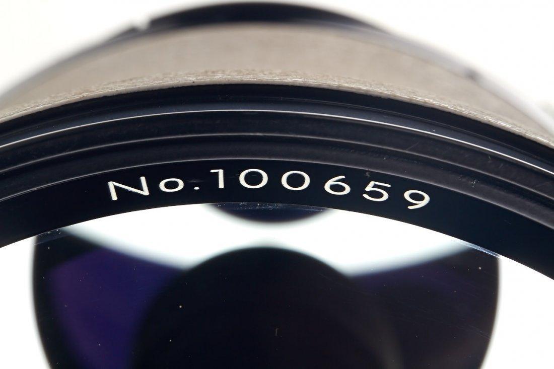 Nikon  6.3/100cm Reflex-Nikkor grey *, c.1959, no. - 4