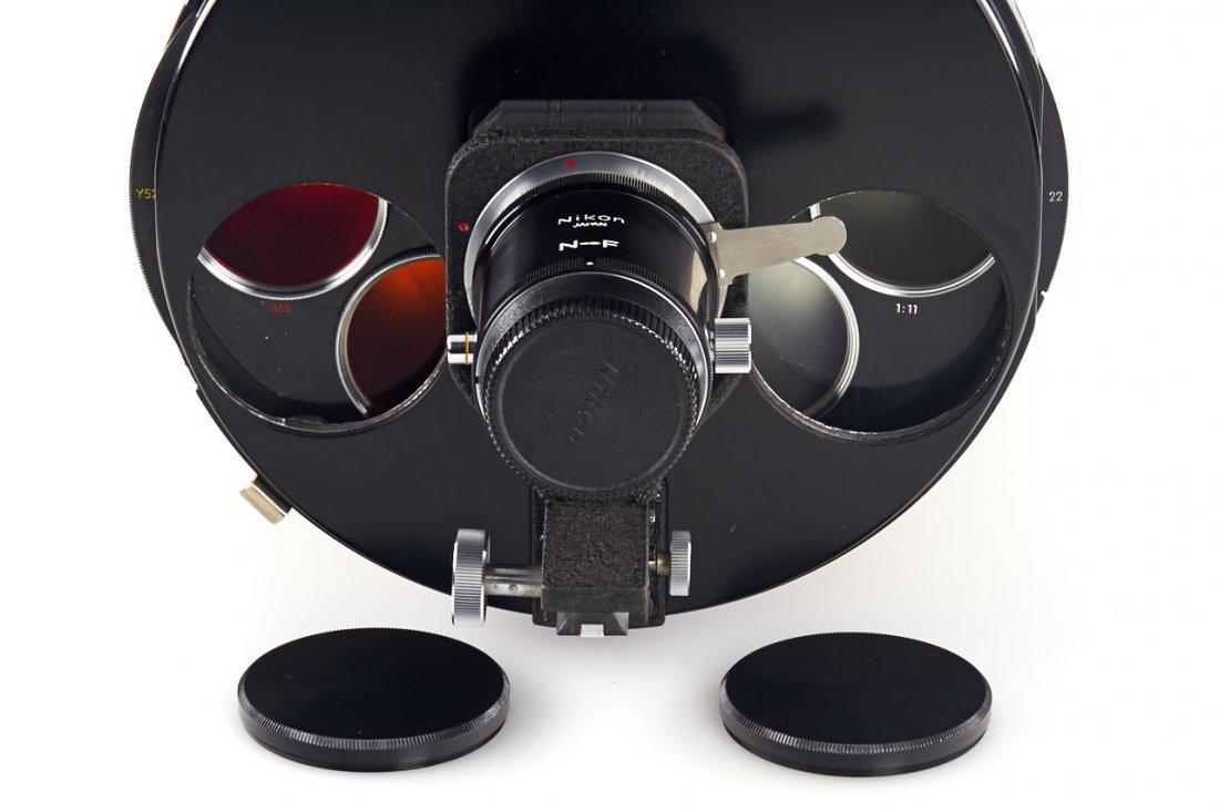 Nikon  6.3/100cm Reflex-Nikkor grey *, c.1959, no. - 6