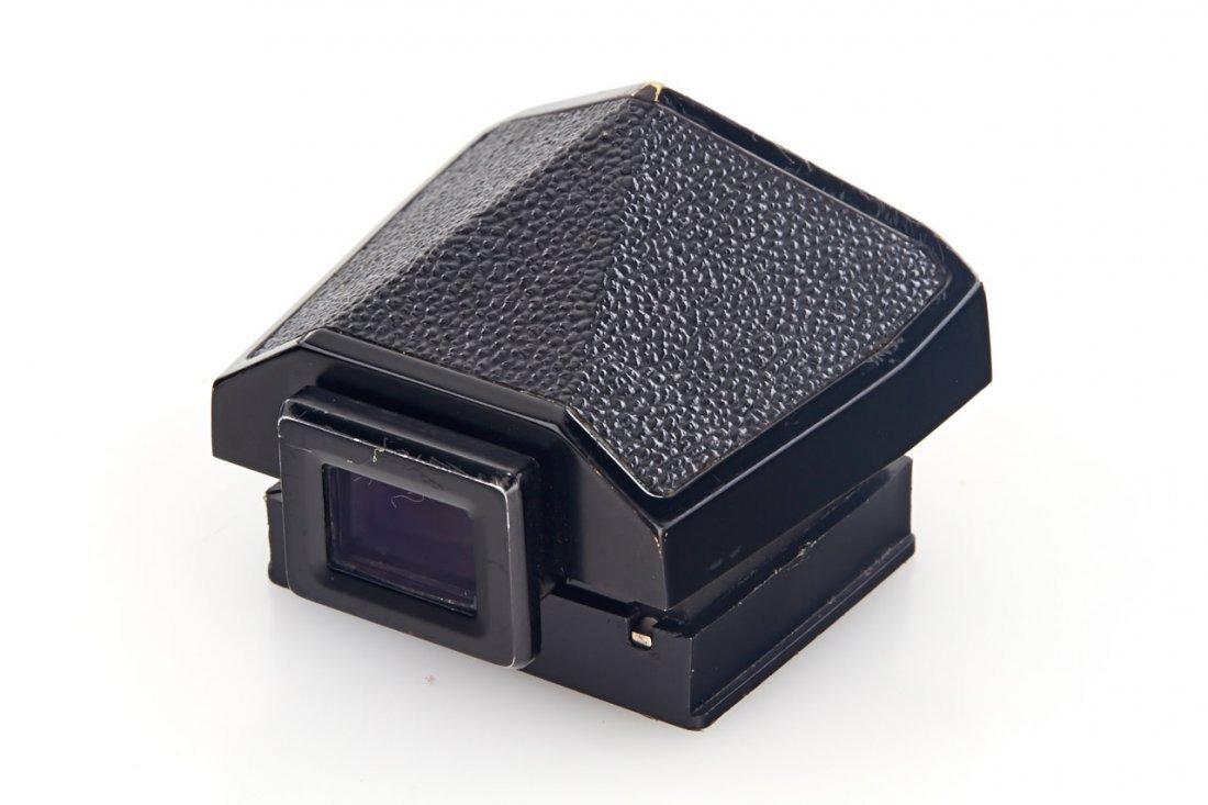 """Nikon F eyelevel finder black 'Nikkor"""", 1965 - 2"""