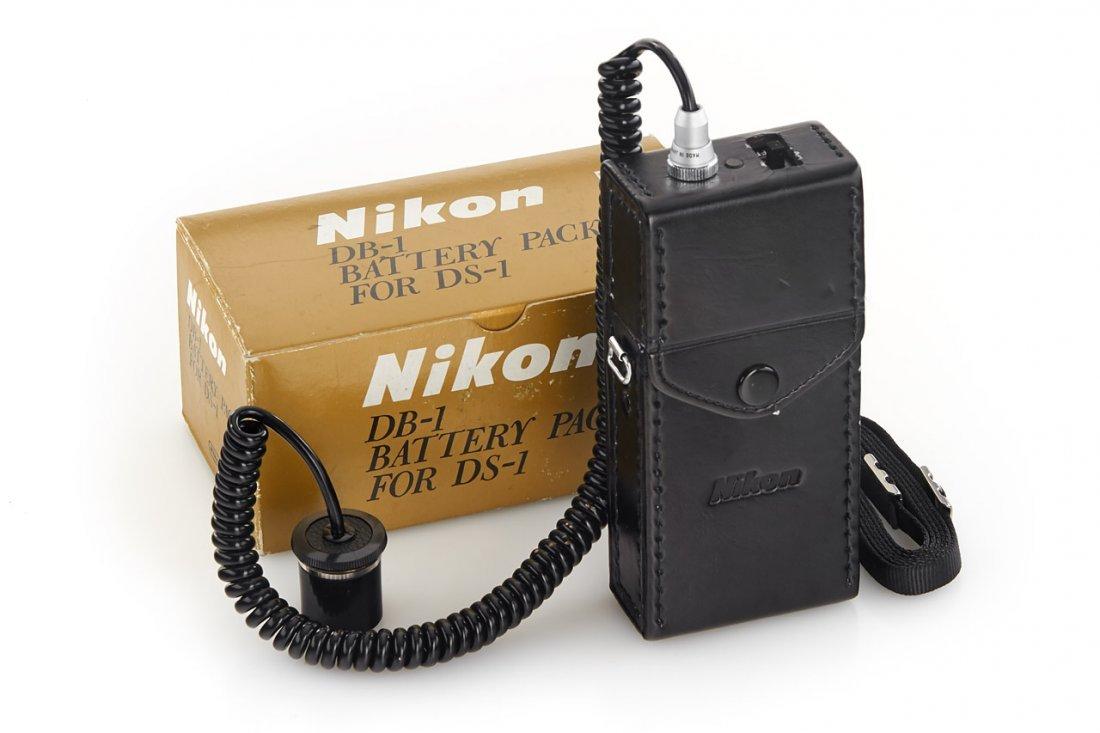 Nikon Battery Pack DB-1, c.1973