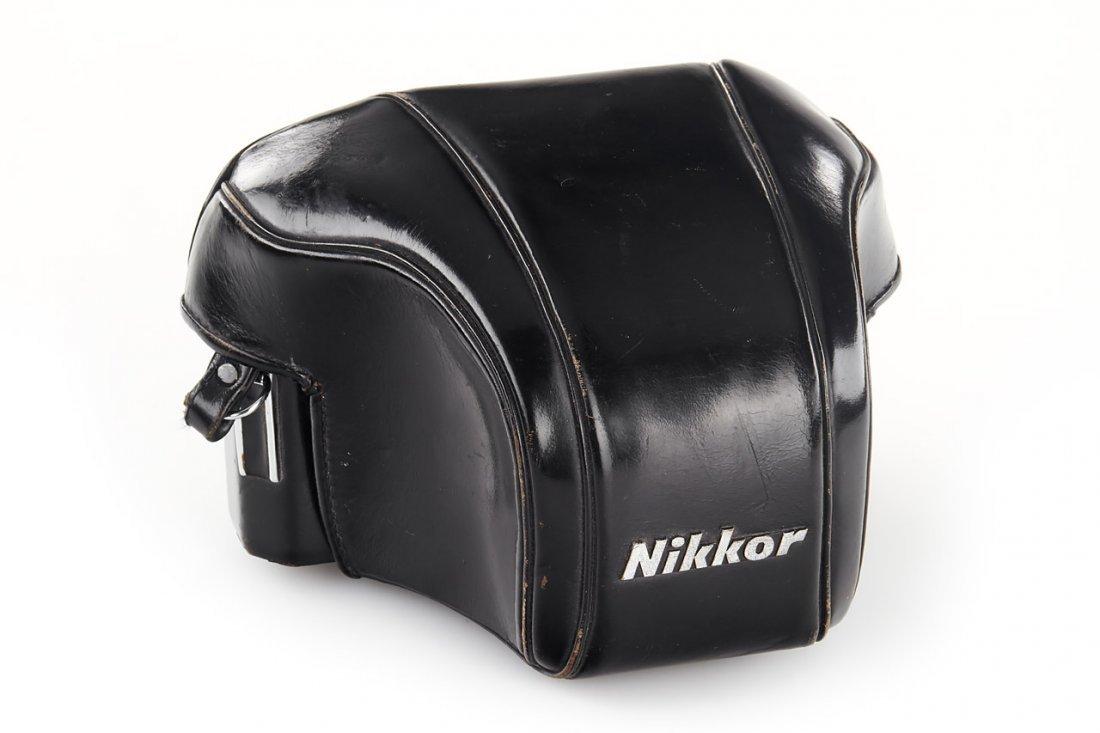 Nikon F Everready case 'Nikkor', c.1970
