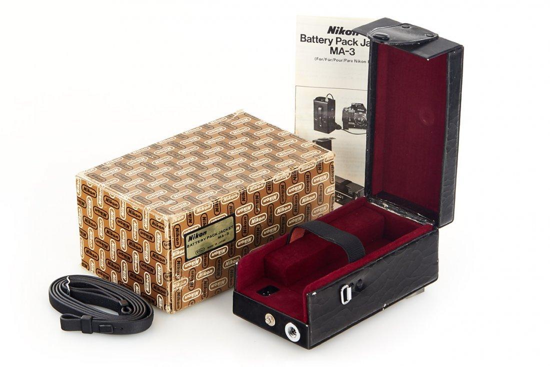 Nikon Battery Pack Jacket MA-3, c.1974
