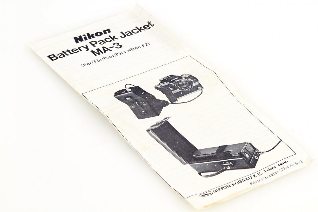 Nikon Battery Pack Jacket MA-3, c.1974 - 6
