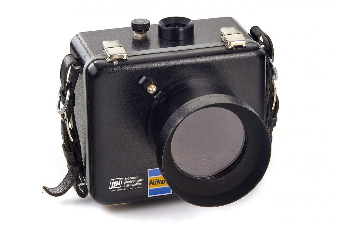 jpi Sound Blimp case for Nikon F, c.1968