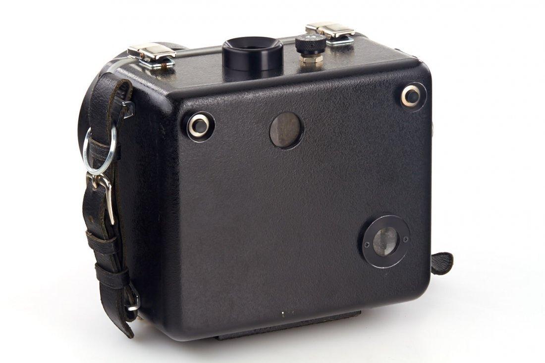jpi Sound Blimp case for Nikon F, c.1968 - 2