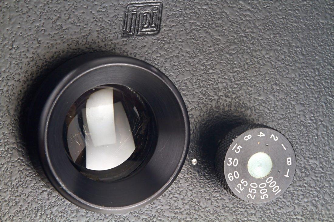 jpi Sound Blimp case for Nikon F, c.1968 - 3