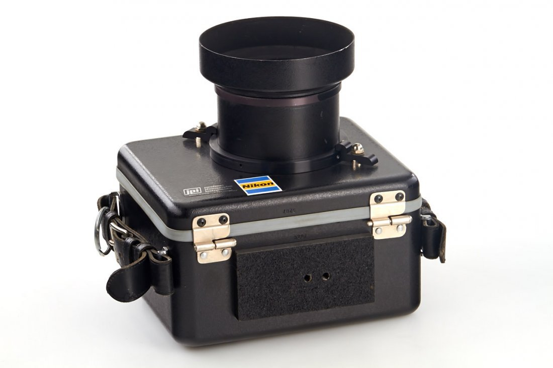 jpi Sound Blimp case for Nikon F, c.1968 - 4