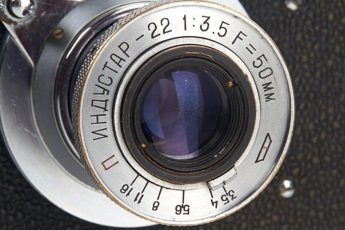 Fed Zorki 1948, 1948, no. 2220 - 2