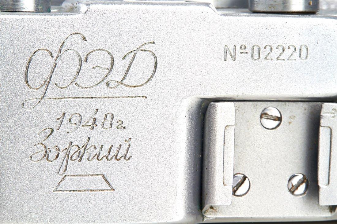 Fed Zorki 1948, 1948, no. 2220 - 6