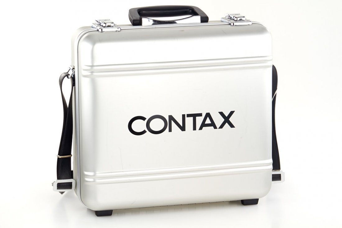 Contax G2 black outfit *, c.1997, no. 41685 - 7