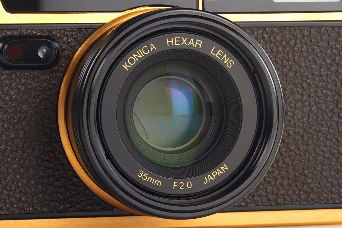Konica Hexar AF Gold *, 1993, no. EG0000018 - 3
