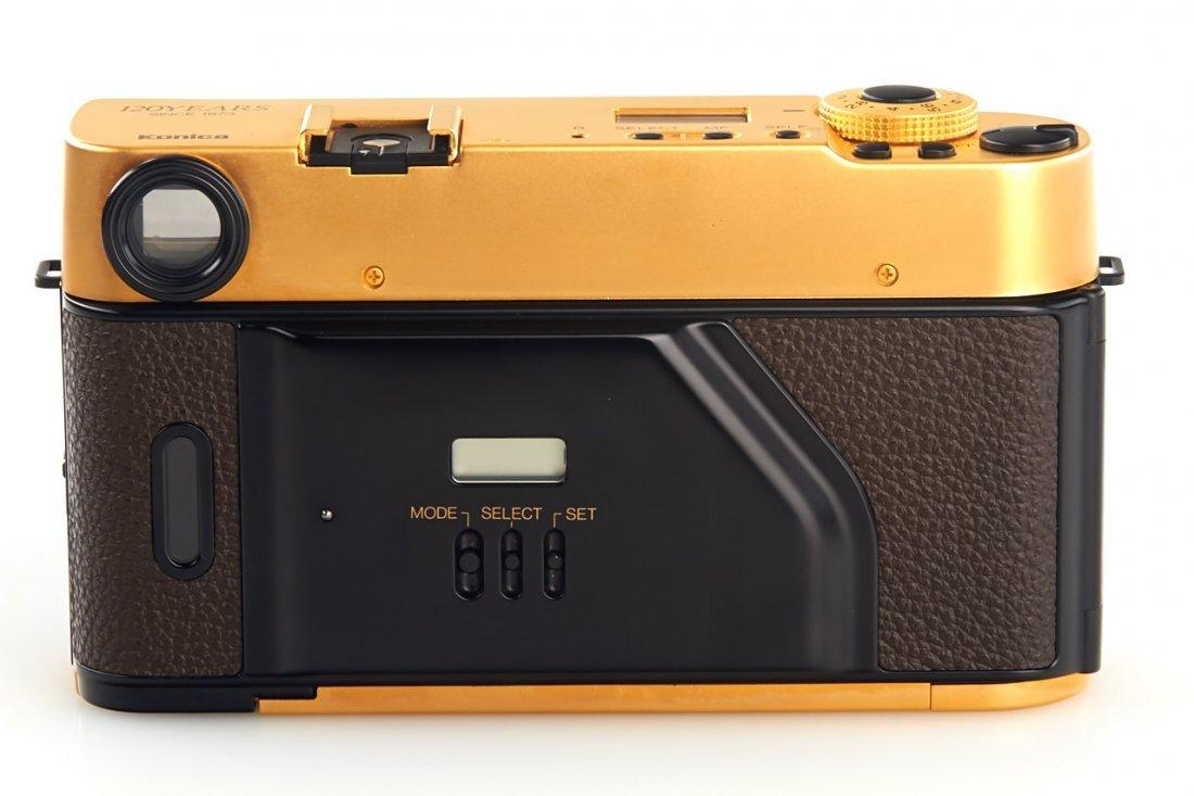 Konica Hexar AF Gold *, 1993, no. EG0000018 - 4