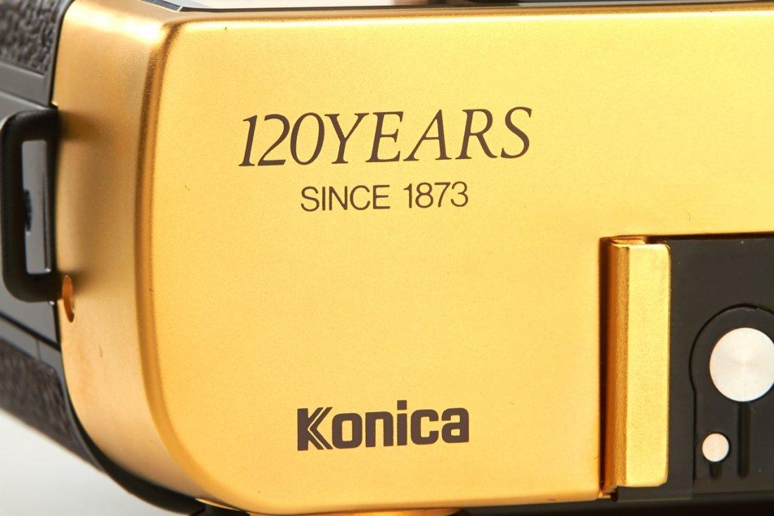Konica Hexar AF Gold *, 1993, no. EG0000018 - 6
