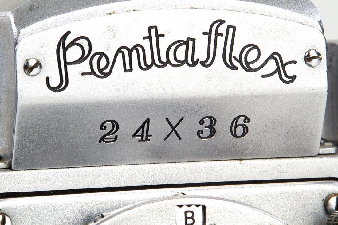 Tokiwa Seiki  Pentaflex, 1955 - 3