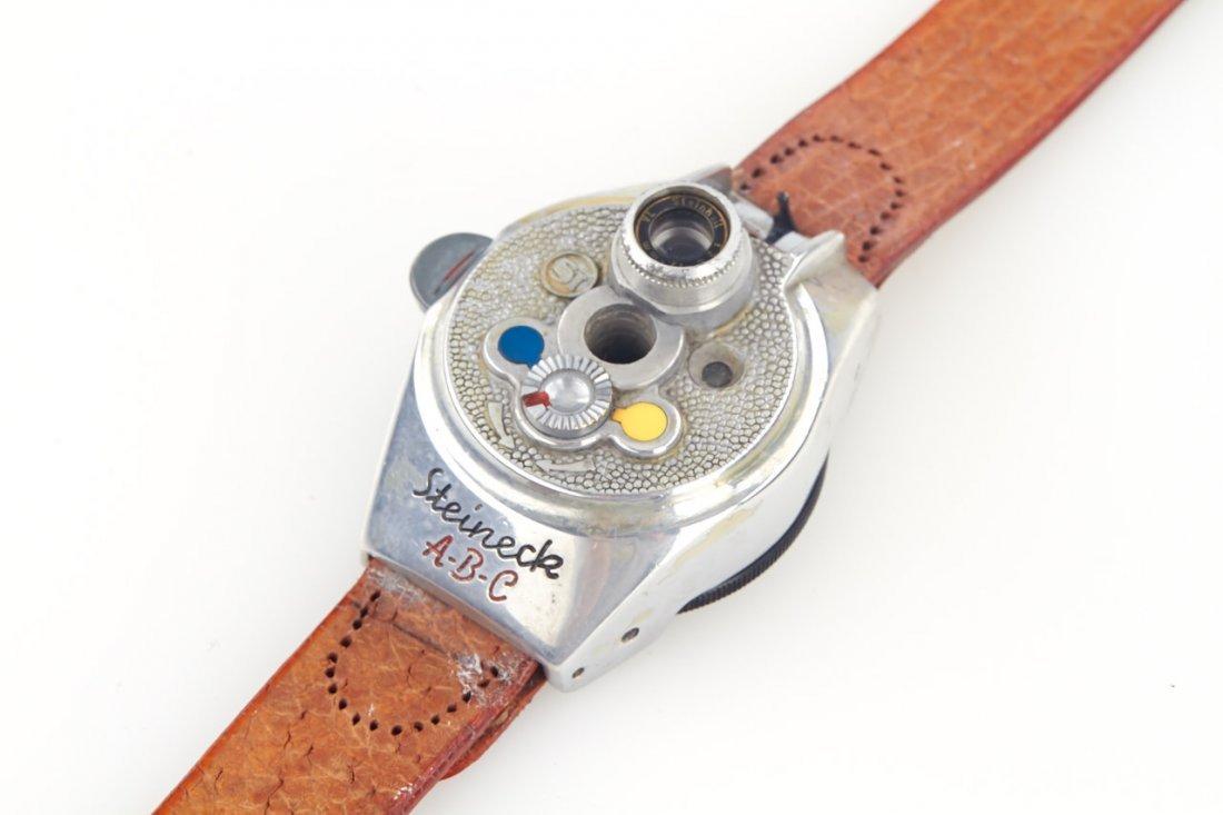 Steineck ABC Watch Camera *, 1949 - 2