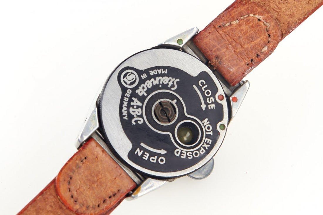 Steineck ABC Watch Camera *, 1949 - 3