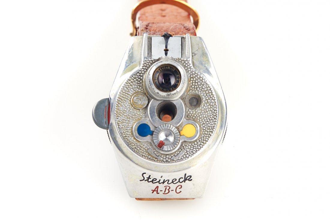 Steineck ABC Watch Camera *, 1949 - 4