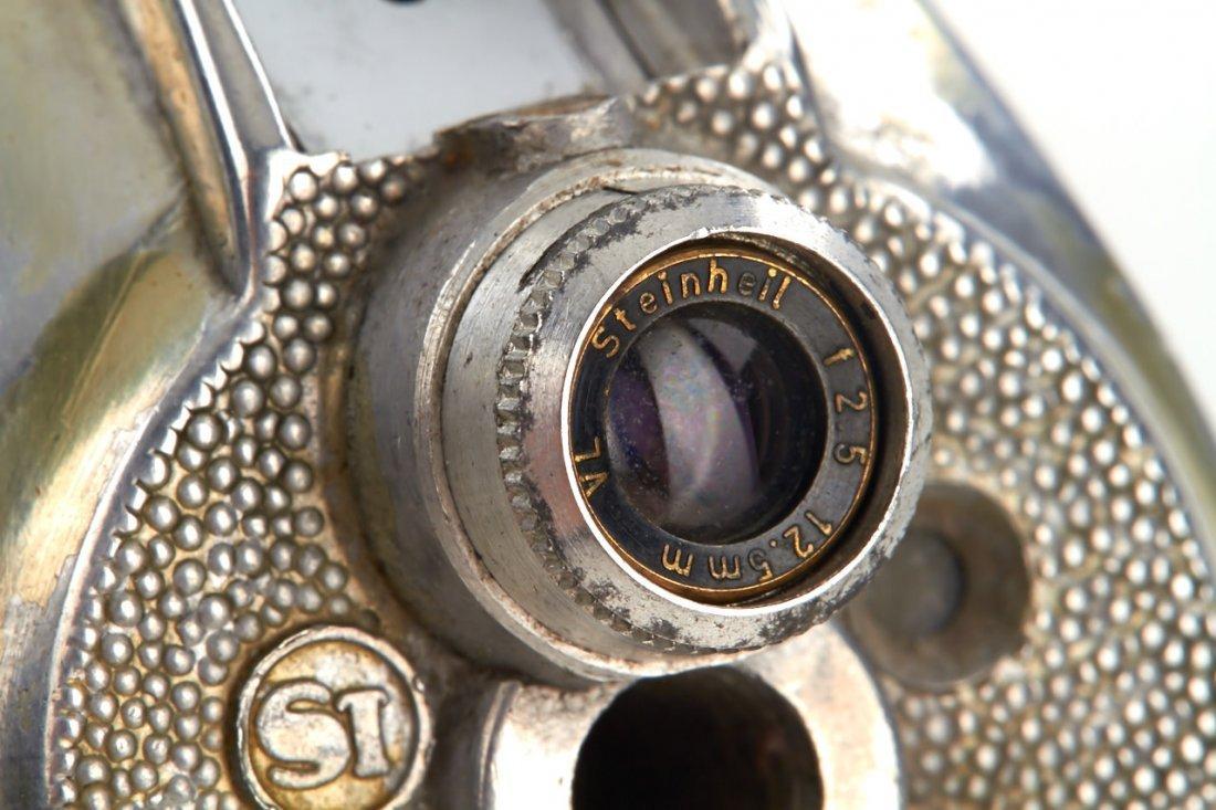 Steineck ABC Watch Camera *, 1949 - 5