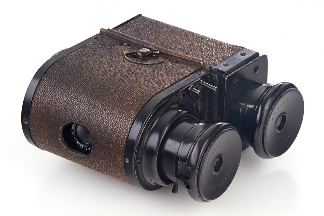 Leon Bloch Paris Physiograph (Physio-Pocket), c.1905, - 3