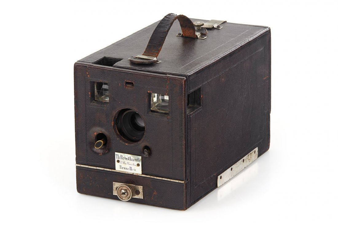 Th. Broothaerts Bruxelles Detective Camera, c.1890