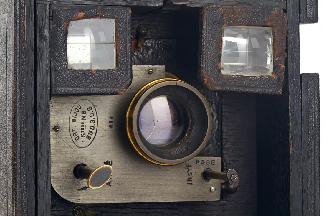 Th. Broothaerts Bruxelles Detective Camera, c.1890 - 3