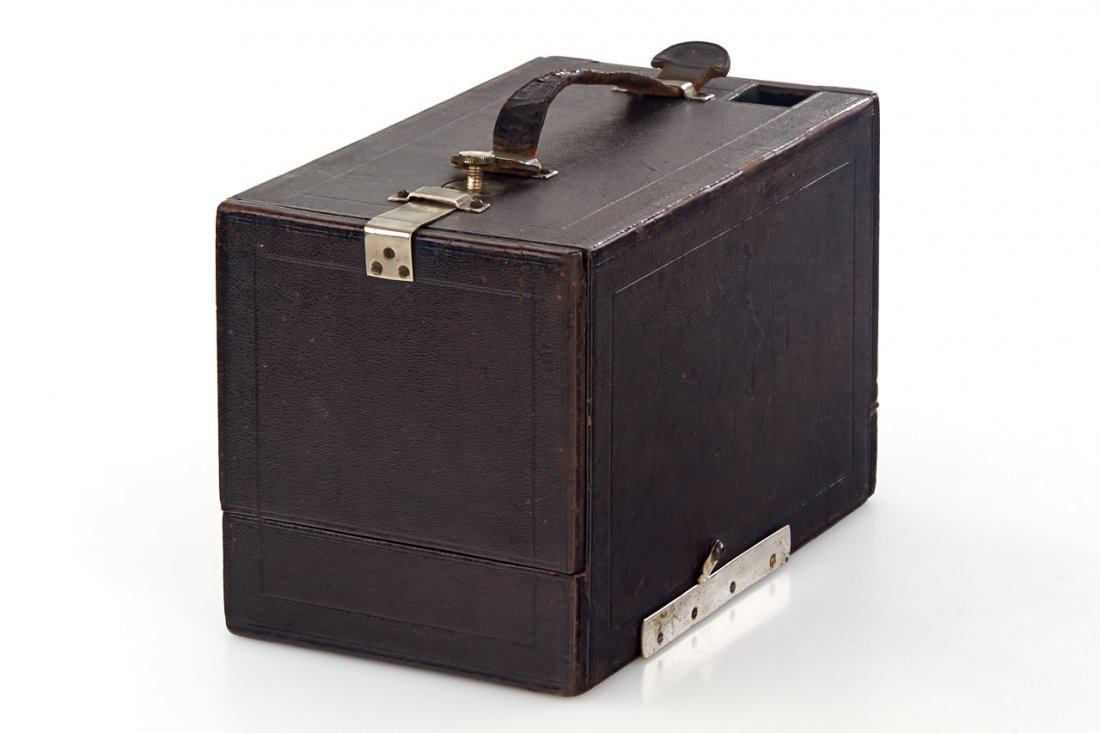 Th. Broothaerts Bruxelles Detective Camera, c.1890 - 4
