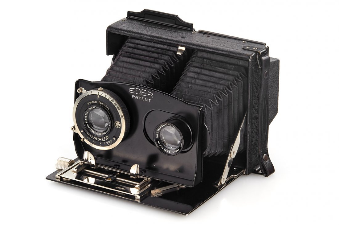 Eder Patent Camera, 1933, no. 116