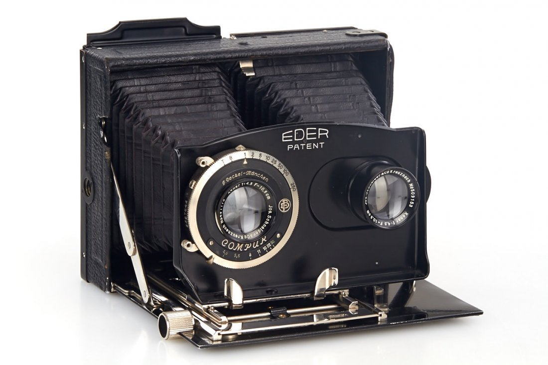 Eder Patent Camera, 1933, no. 116 - 2