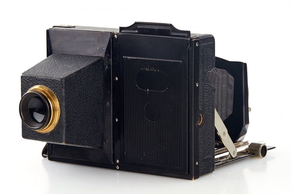 Eder Patent Camera, 1933, no. 116 - 4