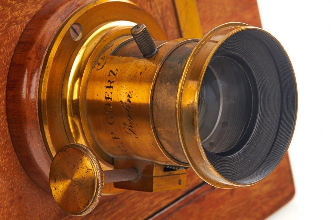 Goerz  Anschütz  Detective Camera, c.1890 - 2