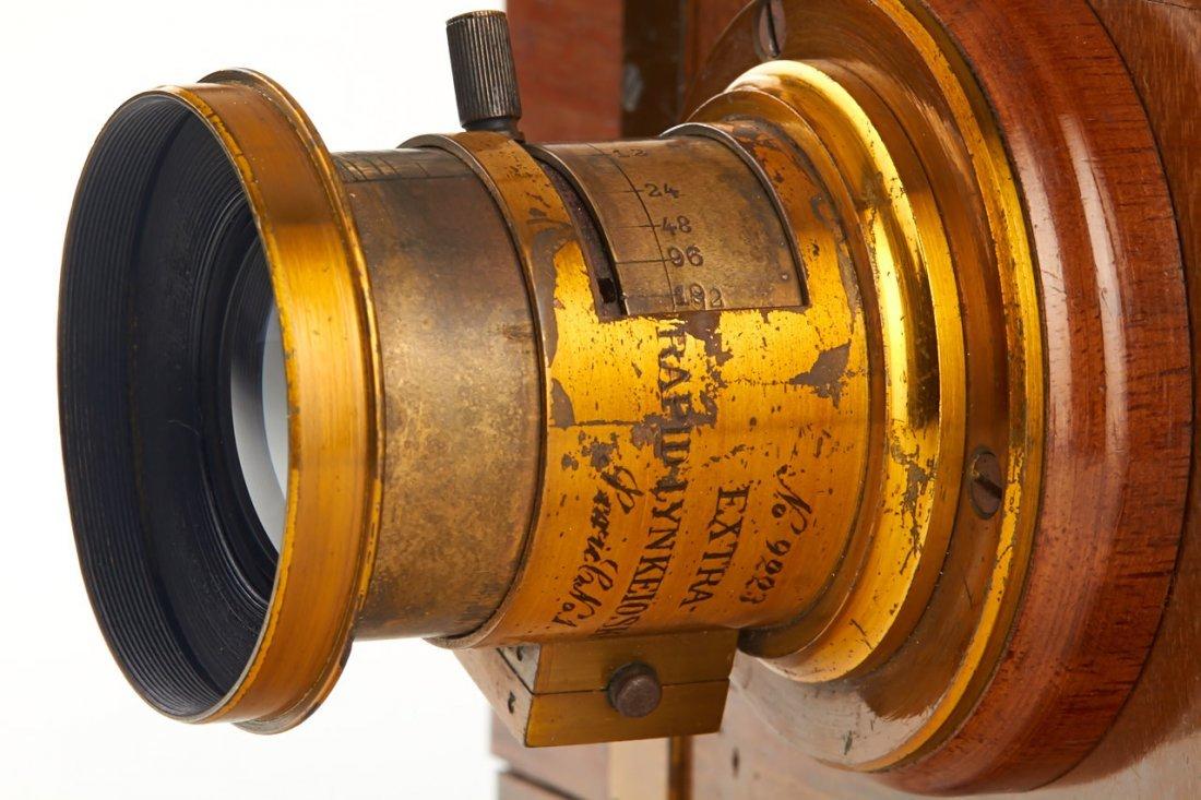 Goerz  Anschütz  Detective Camera, c.1890 - 5