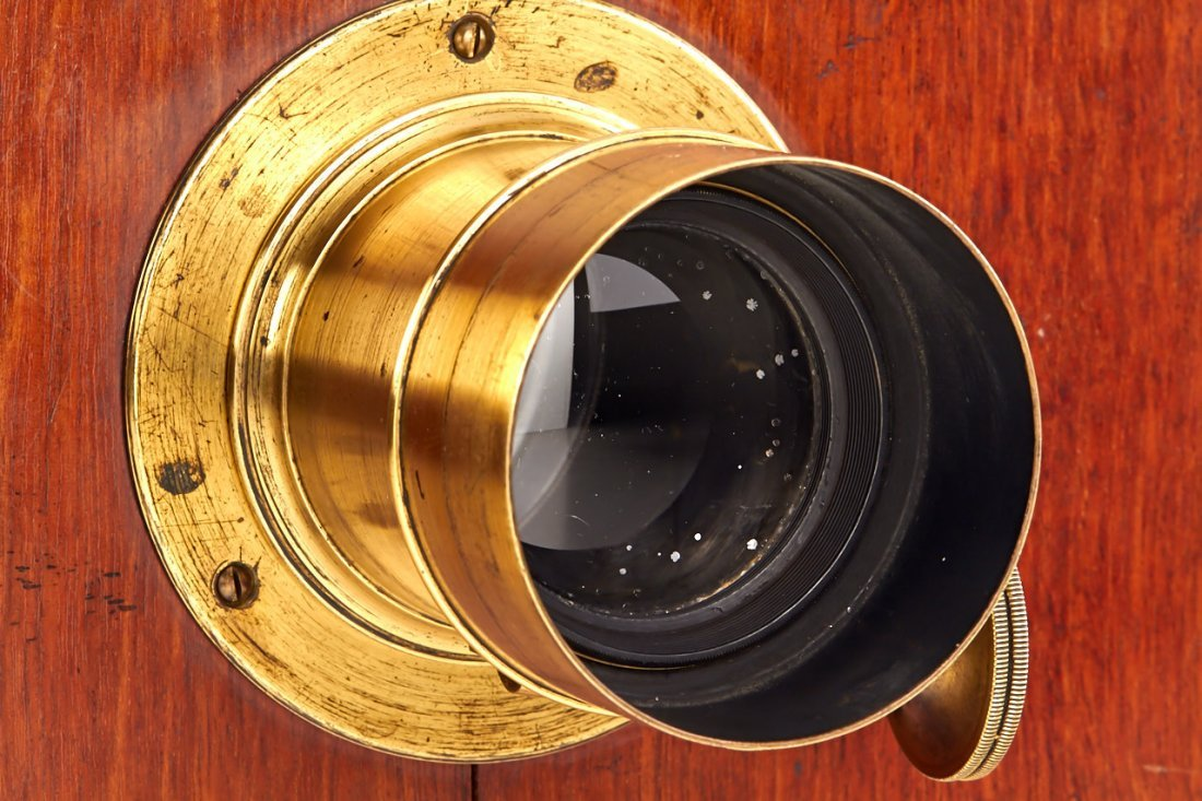 Sliding-Box Daguerreotype Camera *, c.1845 - 3