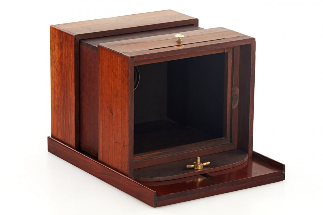 Sliding-Box Daguerreotype Camera *, c.1845 - 4