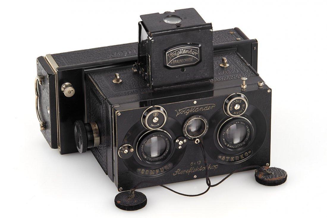 Voigtländer Stereflektoskop 6x13cm, c.1925, no. 74782